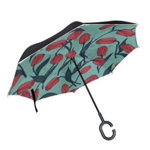 paraguas-de-tulipanes