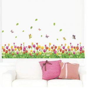pegatinas-de-tulipanes
