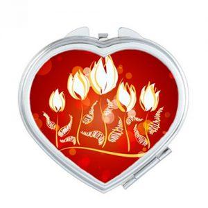 producto-espejos-tulipán-portátil-corazon-rojo