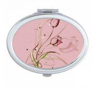 producto-espejos-tulipan-portátil-ovalado-rosa