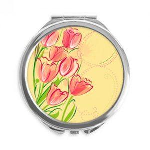producto-espejos-tulipan-portátil-redondo-amarillo