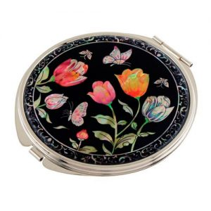 producto-espejos-tulipan-portátil-redondo-negro