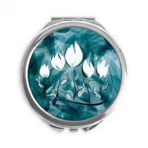 producto-espejos-tulipan-portátil-redondo-verde.aguamarina