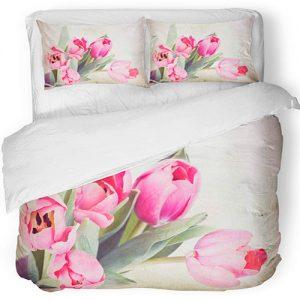 producto-funda-nórdica-tulipanes-capullo-lila