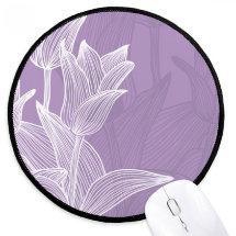 producto-alfombrilla-redonda-tulipanes-morado