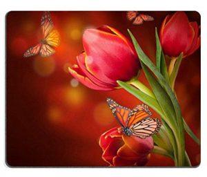 producto-alfombrilla-tulipanes-rojos-mariposas