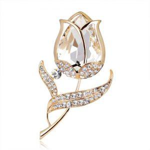 producto-broche-tulipanes-diamante-blanco