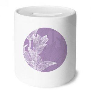 producto-caja-ahorros-ceramica-tulipanes-purpuras