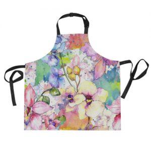 producto-delantal-tulipanes-flores-acuarela