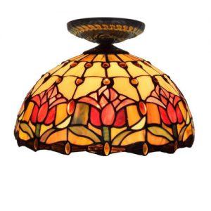 producto-lampara-techo-tulipanes-rojos-