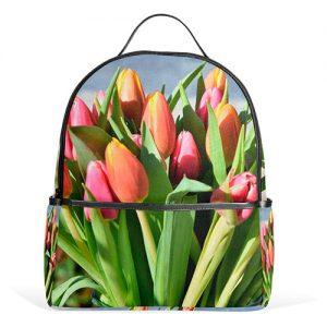 producto-mochila-tulipanes-rojos-verde