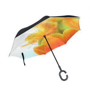 producto-paraguas-tulipanes-anaranjados