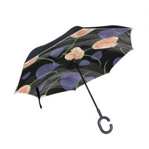producto-paraguas-tulipanes-fondo-negro