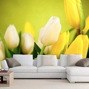 producto-pegatinas-tulipanes-flores-amarillas