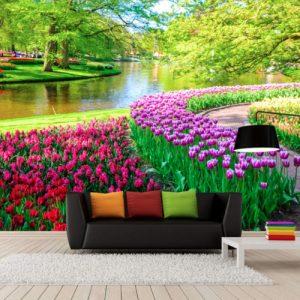 producto-pegatinas-tulipanes-mural-parque