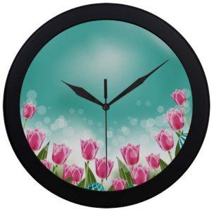 producto-reloj-pared-campo-tulipanes