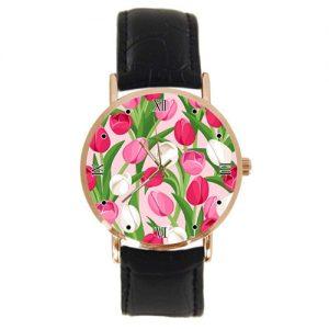 producto-reloj-pulsera-tulipanes-rosas