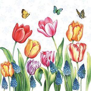 producto-servilletas-tulipanes-campo-mariposas