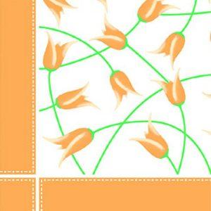 producto-servilletas-tulipanes-naranjas