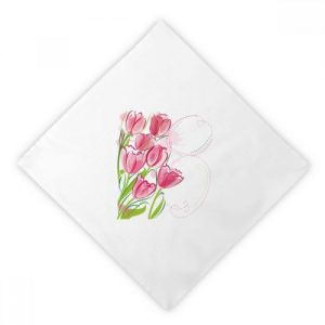 producto-servilletas-tulipanes-rojos-dibujos
