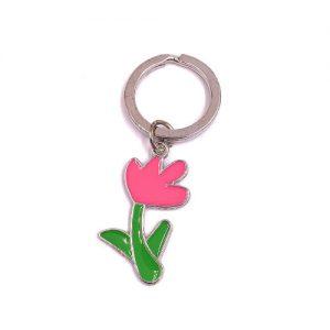 productos-llaveros-tulipan-rosa