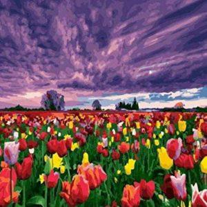 productos-puzzle-campo-tulipanes-primavera