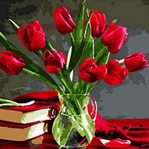 puzzle-de-tulipanes