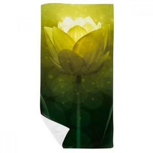 producto-toalla-tulipán-negra-amarilla