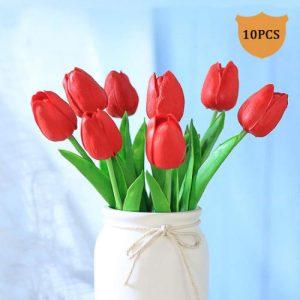 10-tulipanes-rojos-artificiales