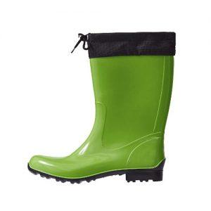 botas-verdes-brazalete-goma