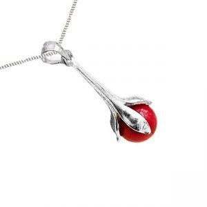 colgante-tulipán-rojo