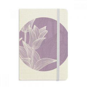 cuaderno-ilustracion-tulipan-morado