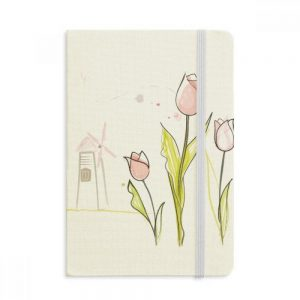 cuaderno-tela-molino-tulipanes