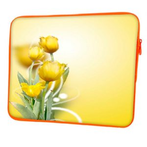 funda-laptop-tulipanes-amarillos