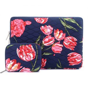 funda-laptop-tulipanes-azul-rosa