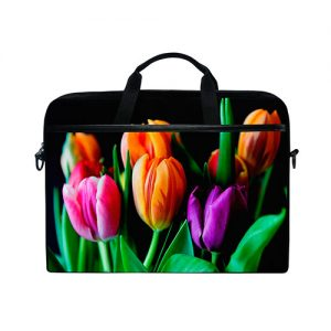 funda-laptop-tulipanes-flores