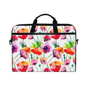 funda-laptop-tulipanes-variedad-acuarela