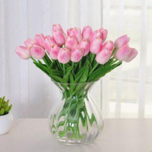 ramo-tulipanes-rosados-sinteticos